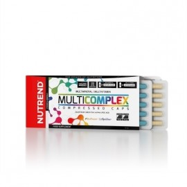 NUTREND MULTICOMPLEX COMPRESSED CAPS, 60 kps