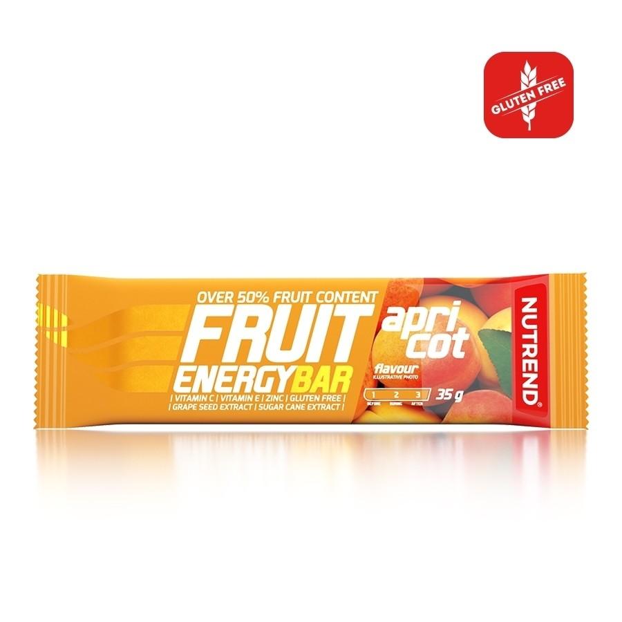 Energy Fruit BAR - energiabatoon 35g,  gluteenivaba