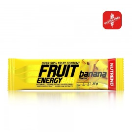 Nutrend Energy Fruit BAR - energiabatoon 35g – gluteenivaba
