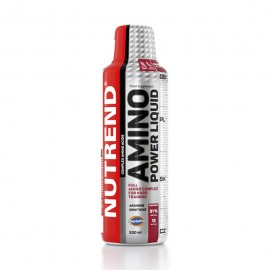 Nutrend AMINO POWER LIQUIDE 500 ml , troopikaline