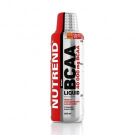 Nutrend BCAA liquid 500 ml, apelsin