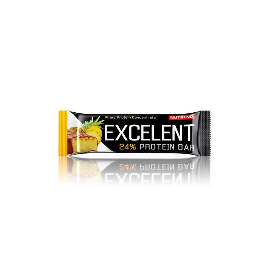 Nutrend EXCELENT proteiinibatoon 40 g, vaniljemaitseline kookospähklitega
