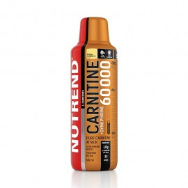 Nutrend  CARNITIN+sünepriin 500 ml, kollane vaarikas