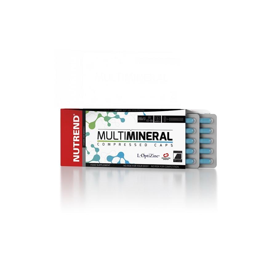 Multimineral kontsentreerItud kapslid