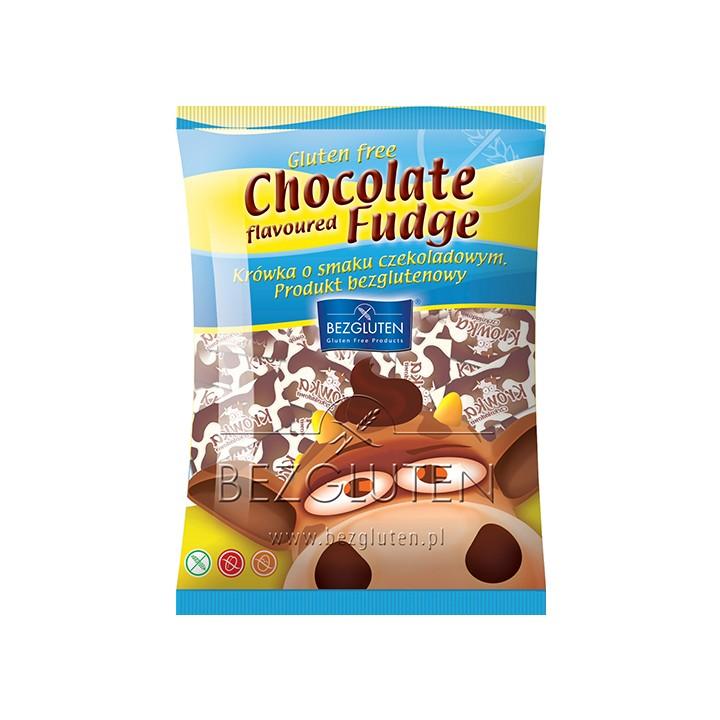 Gluteenivaba šokolaadikompvek
