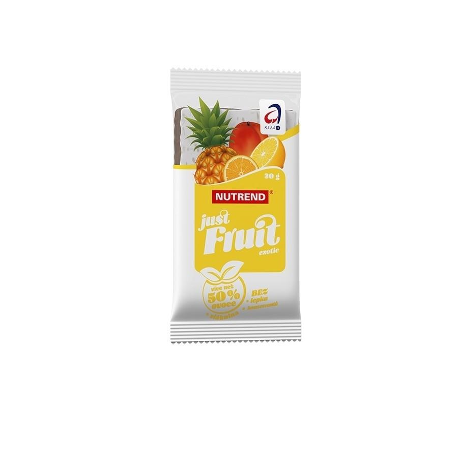Nutrend JUST FRUIT 30 g, exotic