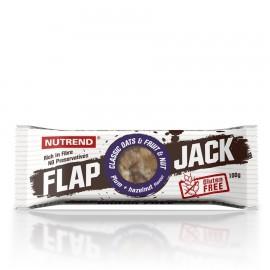 Nutrend FlapJack, gluteenivaba, ploom+pähkel