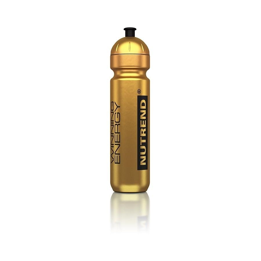Nutrend pudel 1000 ml, kuldne