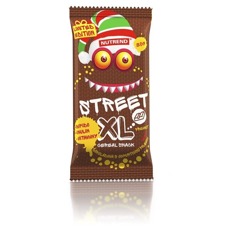 Nutrend STREET XL 30 g, šokolaadimaitseline jogurtikattega