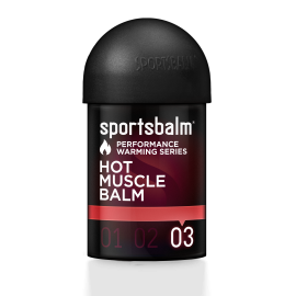 SportsBalm Hot Muscle Balm 150 ml