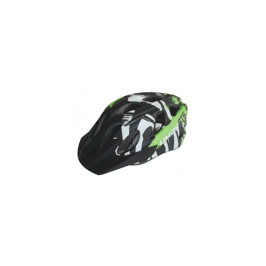 LIMAR 675 MATT BLACK GREEN L