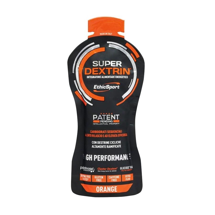 EthicSport SUPER DEXTRIN 55 ml, apelsin