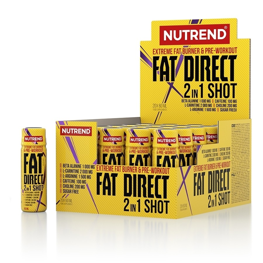 NUTREND FAT DIRECT SHOT 60ML