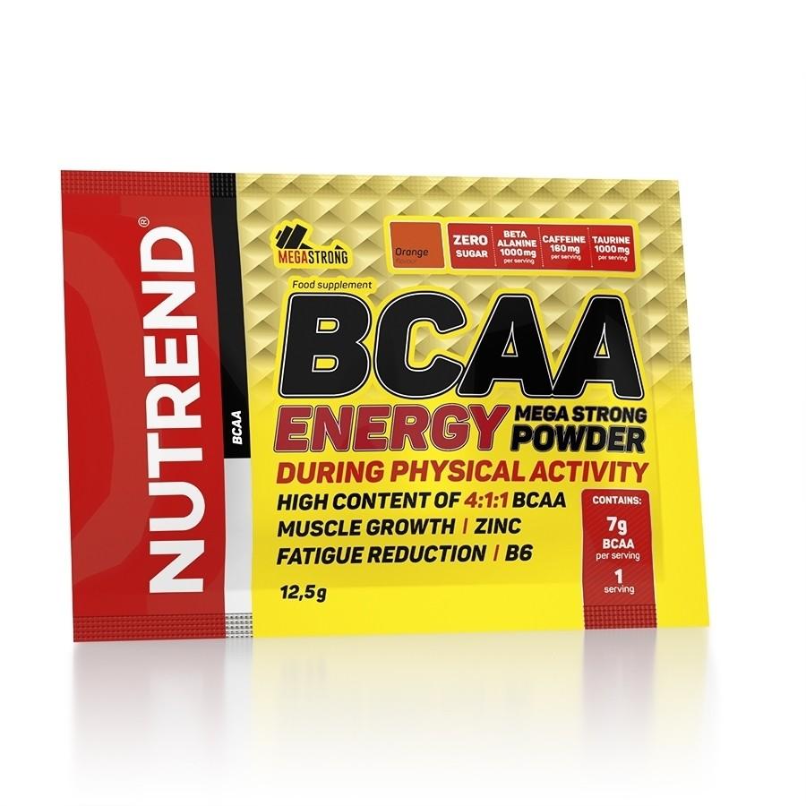 BCAA ENERGY MEGA STRONG PULBER 12,5g