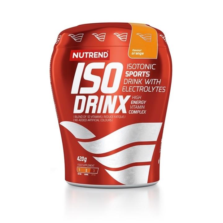 Nutrend ISODRINX 420 g, apelsin