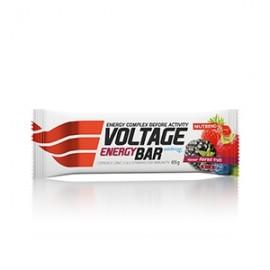 Nutrend VOLTAGE ENERGY CAKE KOFEIINIGA 65 g, metsmarja